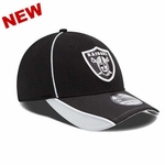 Oakland Raiders New Era 39Thirty Pipe Slide