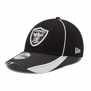 Oakland Raiders New Era 39Thirty Pipe Slide - Click to enlarge