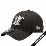 Oakland Raiders New Era 39Thirty Pirate Logo Cap