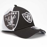 Oakland Raiders New Era 39Thirty QB Sneak Cap