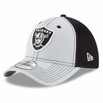 Oakland Raiders New Era 39Thirty Team Front Neo Cap