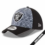 Oakland Raiders New Era 39Thirty Team Vigor Cap