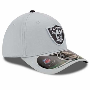 Oakland Raiders New Era 39Thirty Thanksgiving Youth Coach Cap - Click to enlarge