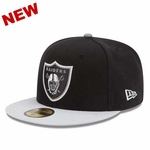 Oakland Raiders New Era 59Fifty 2014 Thanksgiving Cap