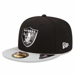 Oakland Raiders New Era 59Fifty 2015 On Stage Draft Cap