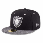 Oakland Raiders New Era 59Fifty 2016 On Stage Draft Cap