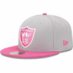 Oakland Raiders New Era 59Fifty BCA Cap