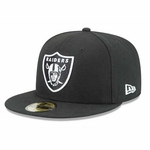 Oakland Raiders New Era 59Fifty State Clip
