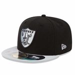 Oakland Raiders New Era 59Fifty Thanksgiving Player Cap