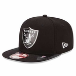 Oakland Raiders New Era 9Fifty 2015 Draft Cap