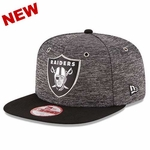 Oakland Raiders New Era 9Fifty 2016 Youth Draft Cap