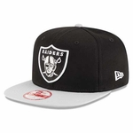 Raiders New Era 9Fifty 2T Blocked OTC Youth