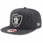 Oakland Raiders New Era 9Fifty Black Ribbon Back