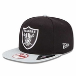 Oakland Raiders New Era 9Fifty City Pride Cap