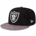 Oakland Raiders New Era 9Fifty Cord Classic