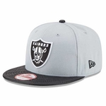 Oakland Raiders New Era 9Fifty Cross