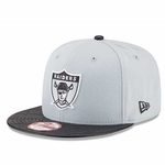 Oakland Raiders New Era 9Fifty Cross 1963