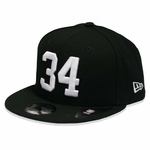 Oakland Raiders New Era 9Fifty Jackson Jersey Number