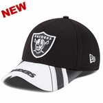 Oakland Raiders New Era 9Fifty Jersey Play Cap