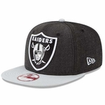 Oakland Raiders New Era 9Fifty Logo Grand