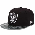 Oakland Raiders New Era 9Fifty Metacamo