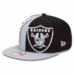 Oakland Raiders New Era 9Fifty NC Cap