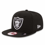 Oakland Raiders New Era 9Fifty Practice Snap