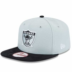 Oakland Raiders New Era 9Fifty Retro Tone Cap