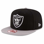 Oakland Raiders New Era 9Fifty Shore Snapper Cap