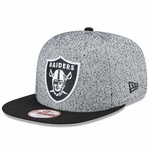 Oakland Raiders New Era 9Fifty Spec Snap Cap