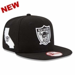 Oakland Raiders New Era 9Fifty State Clip 1963