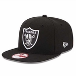 Oakland Raiders New Era 9Fifty Super Bowl Patch Post Cap