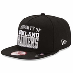 Oakland Raiders New Era 9Fifty Team Tagger Cap