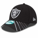 Oakland Raiders New Era 9Fifty Visor Beam Cap