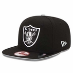 Oakland Raiders New Era 9Fifty Visor Trick Cap