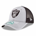 Oakland Raiders New Era 9Forty Bold Mesher