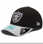 Oakland Raiders New Era 9Forty League Two Tone Cap