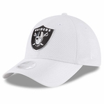 Oakland Raiders New Era 9Forty Womens Color Rush Cap