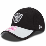 Oakland Raiders New Era 9Twenty 2015 Womens Sideline Cap
