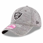 Oakland Raiders New Era 9Twenty Light Structured Team Mist