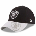 Oakland Raiders New Era 9Twenty Women's Sideline Cap