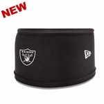 Oakland Raiders New Era Black Headband