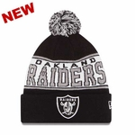 Oakland Raiders New Era Branded Mark Knit