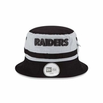 Oakland Raiders New Era Bucket Stack Cap