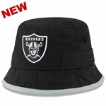 Oakland Raiders New Era Bucket Stunt Hat