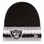 Oakland Raiders New Era Cuffed Strip
