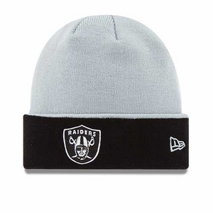 Oakland Raiders New Era Flip It Up Knit - Click to enlarge