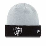 Oakland Raiders New Era Flip It Up Knit
