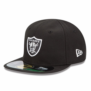 Oakland Raiders New Era Infant My 1st 59Fifty - Click to enlarge