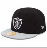 Oakland Raiders New Era Infant My 1st 9Fifty